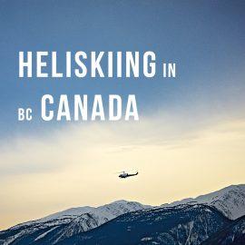 Heliskiing BC Canada